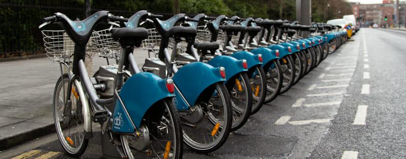 Scraping Dublin City Bikes Data Using Python | Shane Lynn
